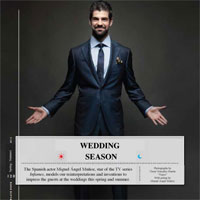 ESQUIRE - Wedding season